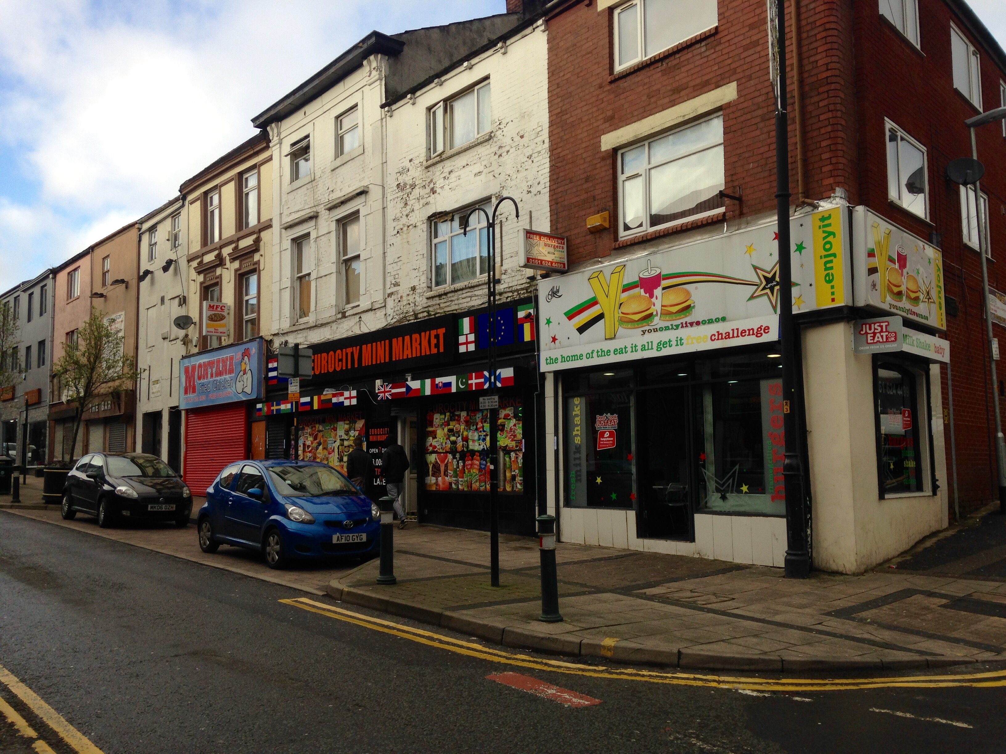 Oldham Near The Bottom When It Comes To Racial Integration