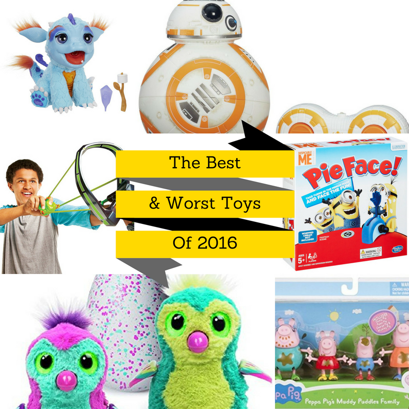 Worst Christmas Gift: The 10 Best And Worst Toys 2016