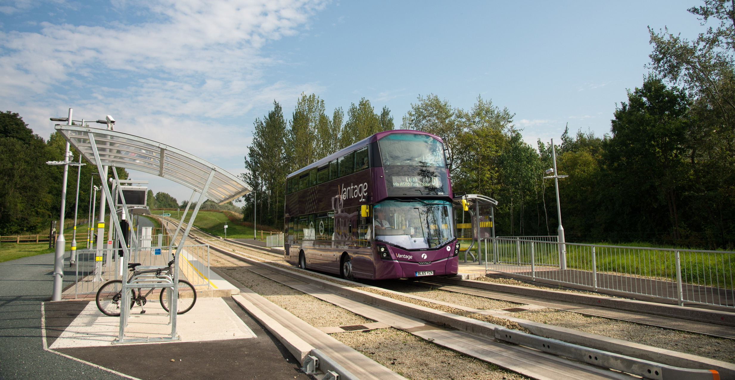 Greater Manchester's Guided busway is tops - About Manchester