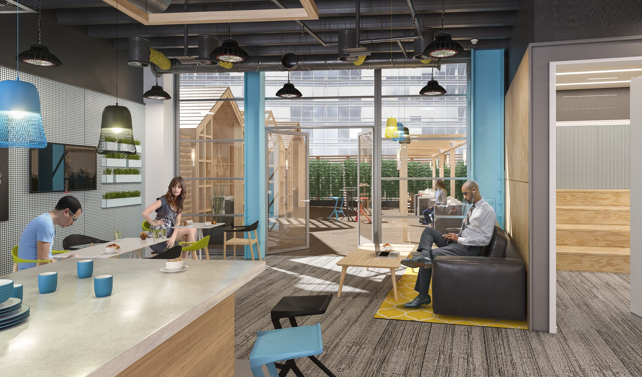 ... Exciting And Progressive Hubs For Media, Tech And Digital Businesses In  The Country, MediaCityUK Is Set To Launch Arrive, Its New Creative Office  Space ...