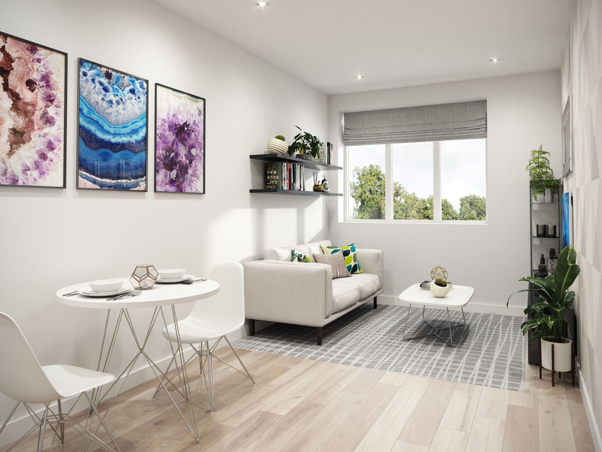 Stylish micro-apartments going large in Cheadle Hulme ...