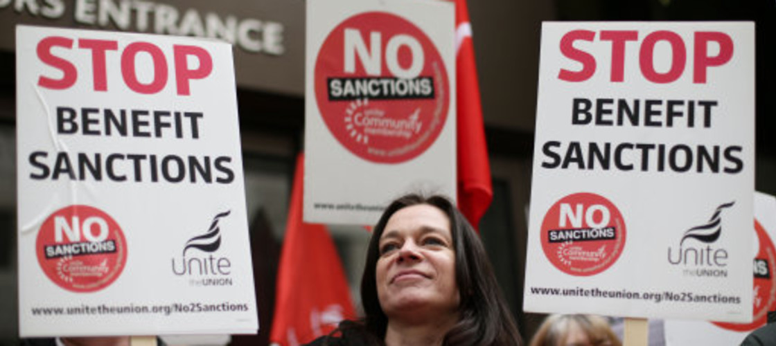 Benefit sanctions are largely ineffective and can push people into poverty  and crime finds study - About Manchester