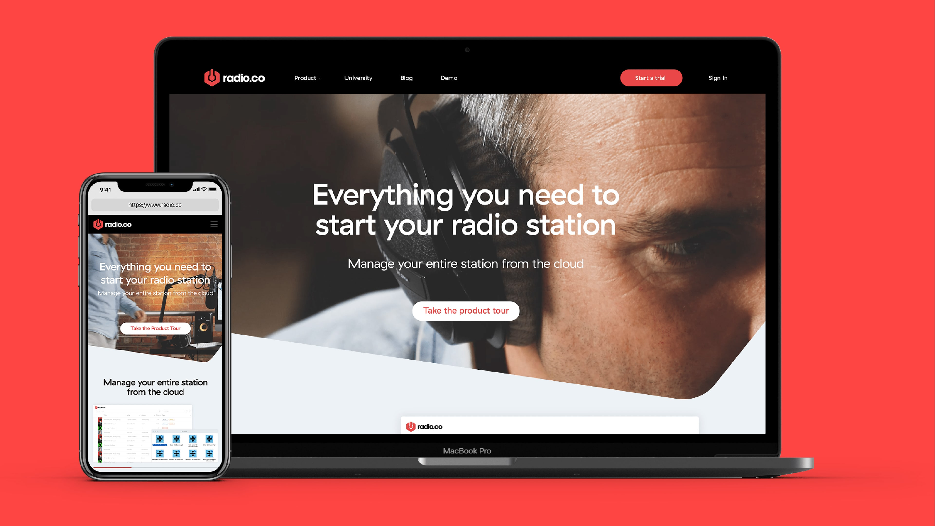 New Radio Platform Changing the Industry - About Manchester