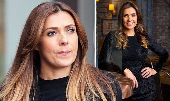 Kym Marsh says goodbye to the Corrie Cobbles - About Manchester