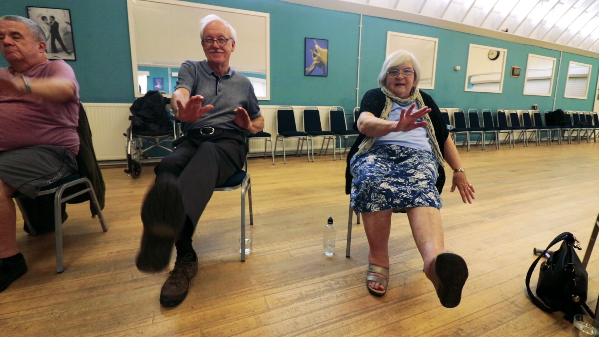 Physical activity for older adults celebrated across Greater