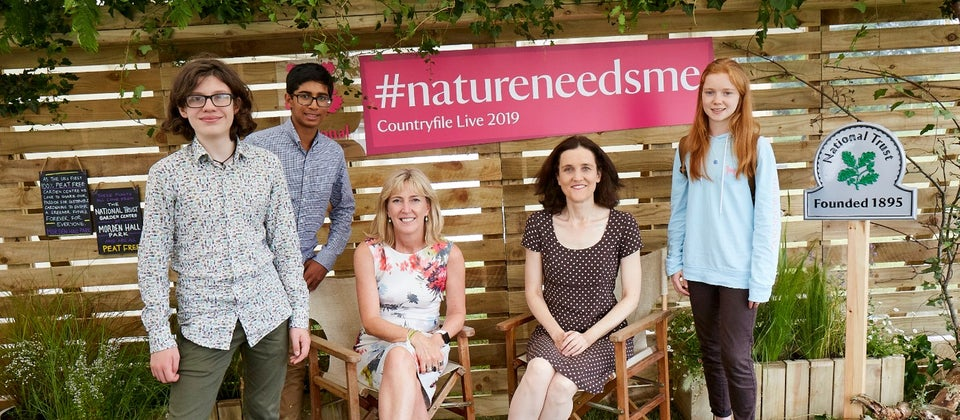 Young environmentalists join National Trust in direct appeal to new  Environment Secretary: 'Act now before it's too late' - About Manchester
