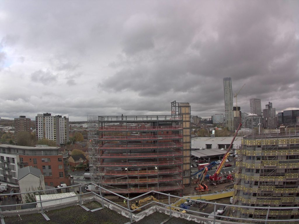 New affordable housing scheme in Salford starts to take shape - About Manchester