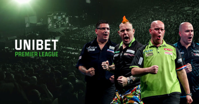 Darts Premier League Heute