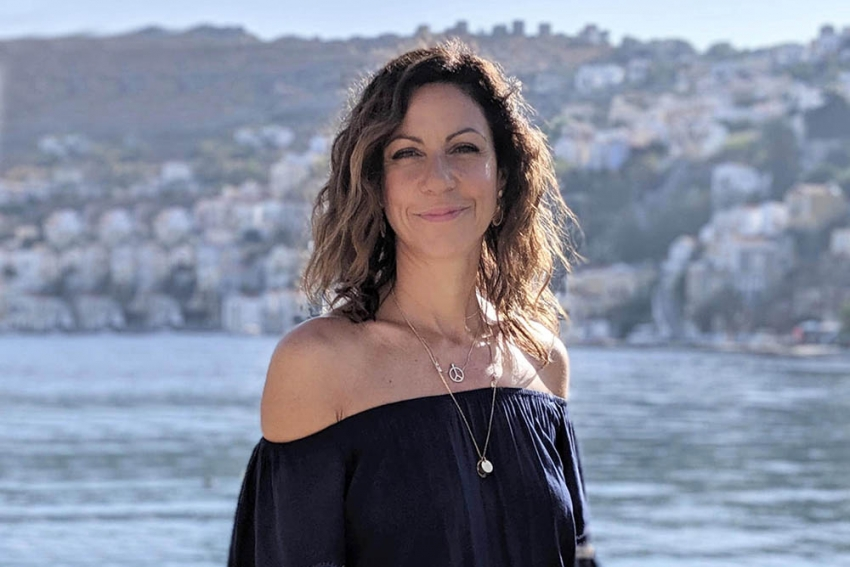 A new six-part series for ITV features Julia Bradbury ...