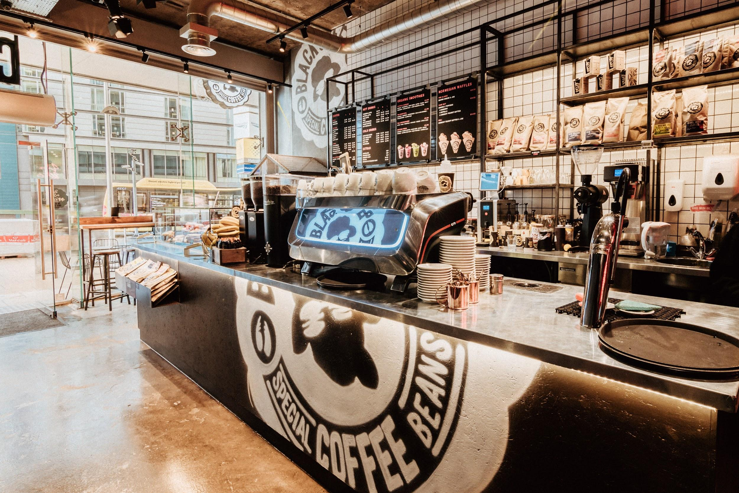 Black Sheep Coffee To Open Its Doors In Manchester