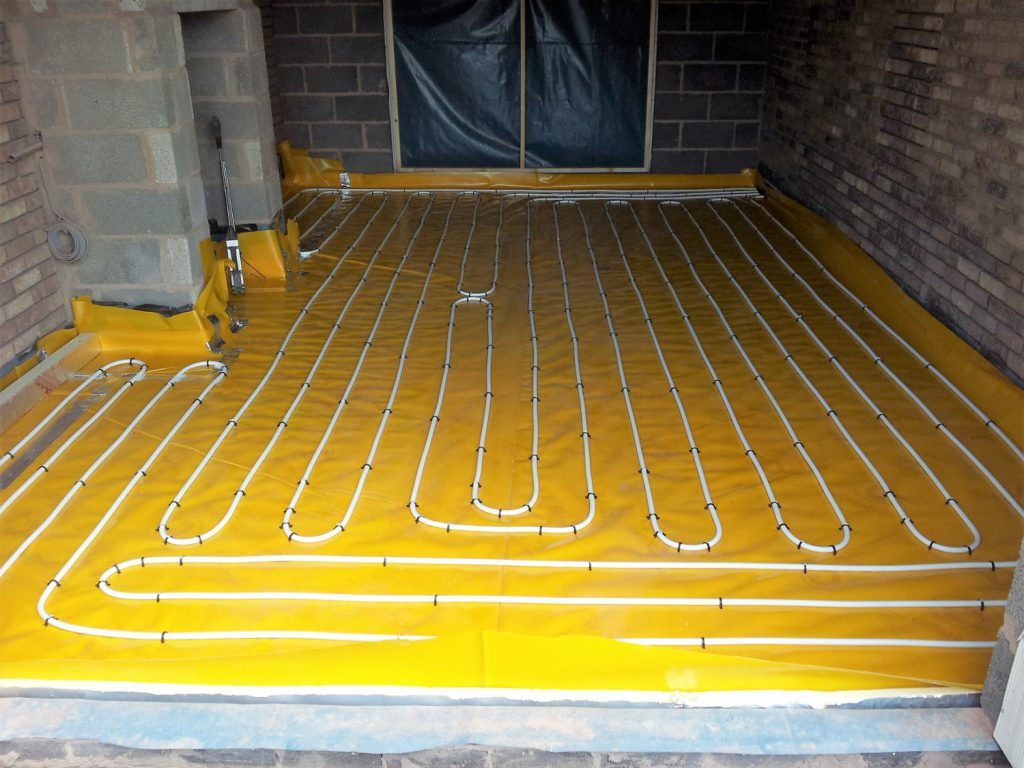 A guide to installing underfloor heating with a combi boiler - About  ManchesterAbout Manchester