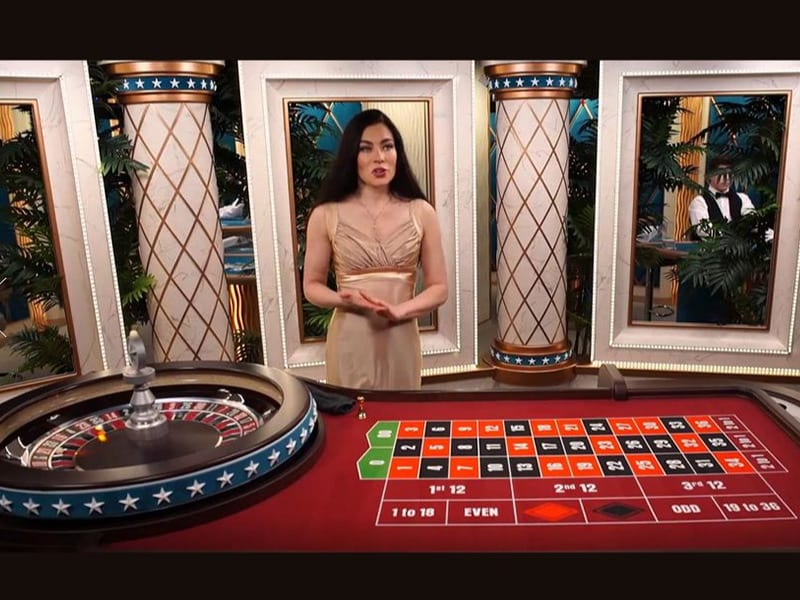 live casino roulette