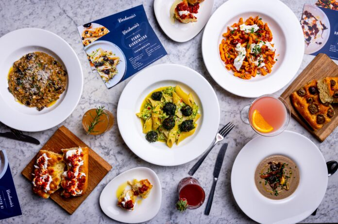 Carluccios Dine At Home Kit